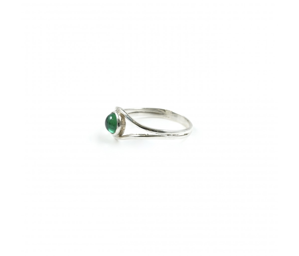 New green Indi ring