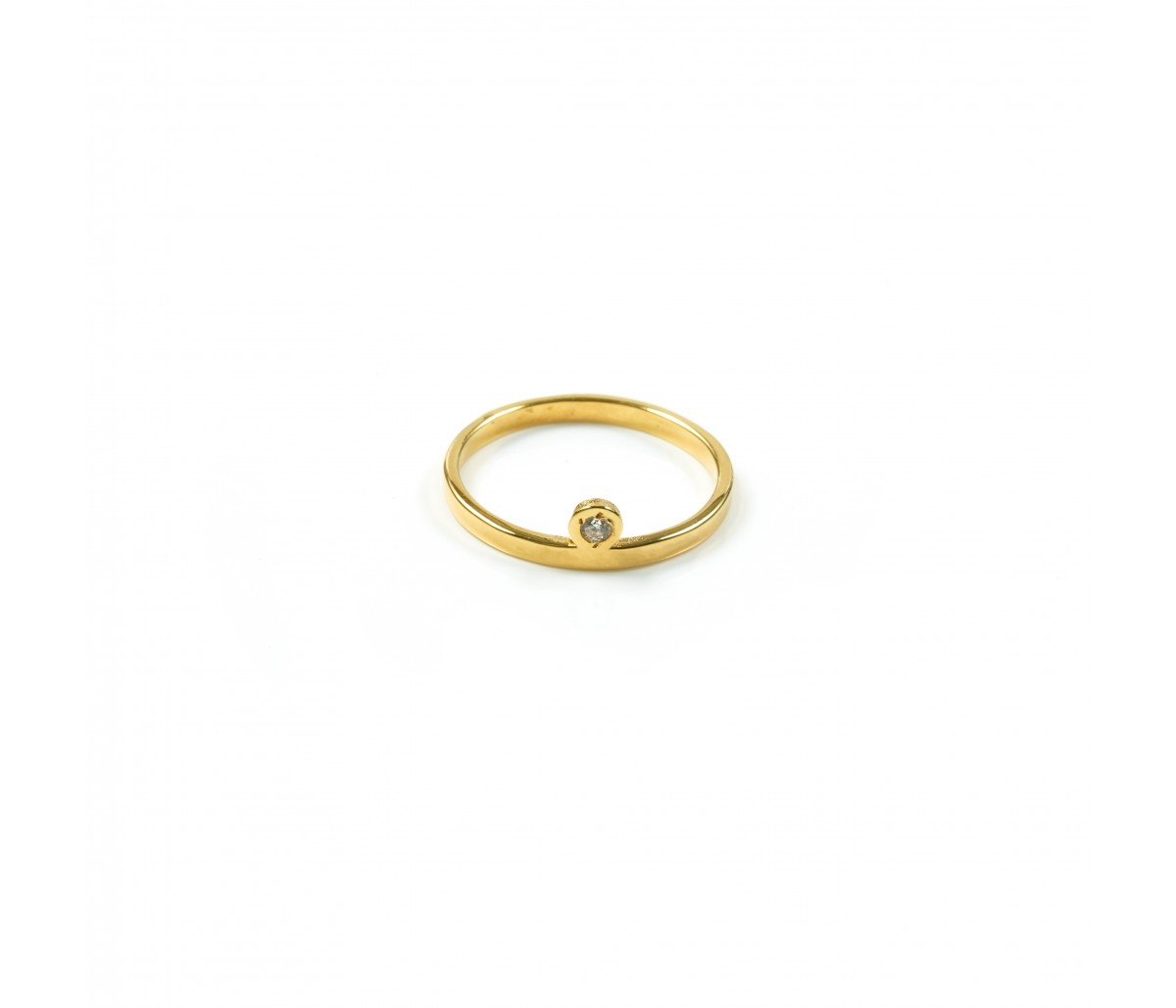 Dots blanco ring