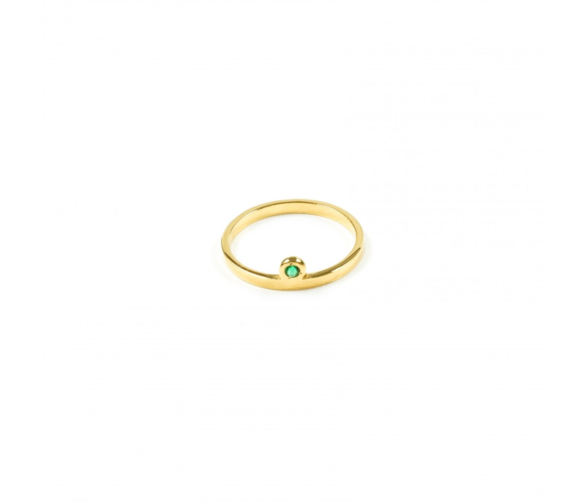 Dots verde ring