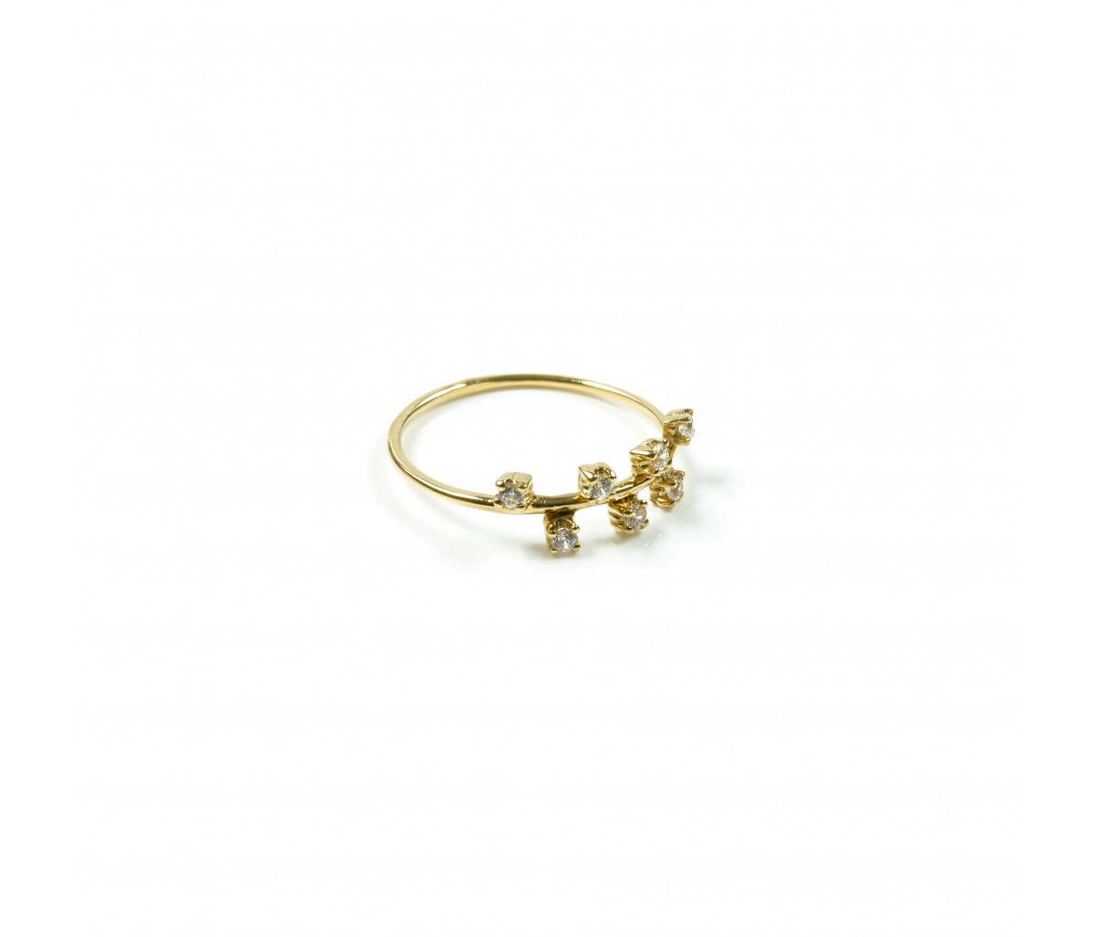 Harry 19k gold ring