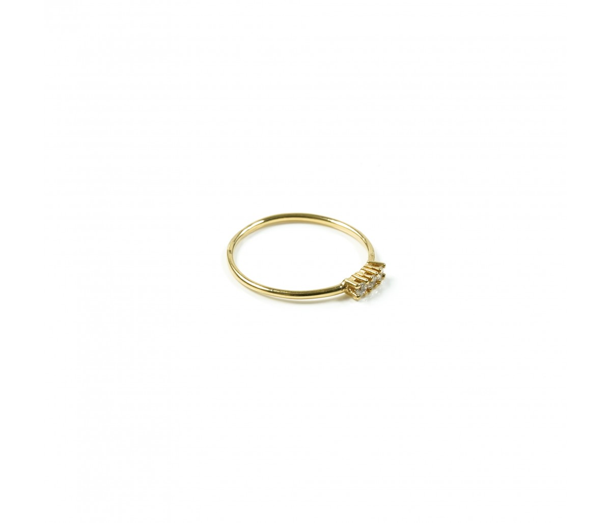 Charly 19k gold ring