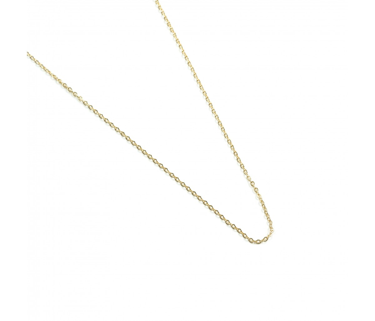 19k gold Archie chain