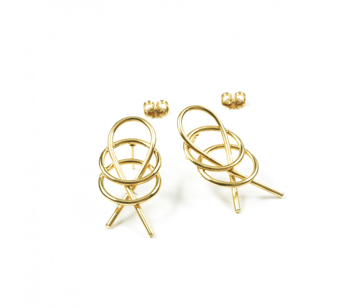 Together earrings