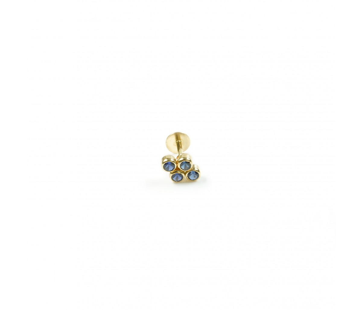 Oti 18k gold piercing