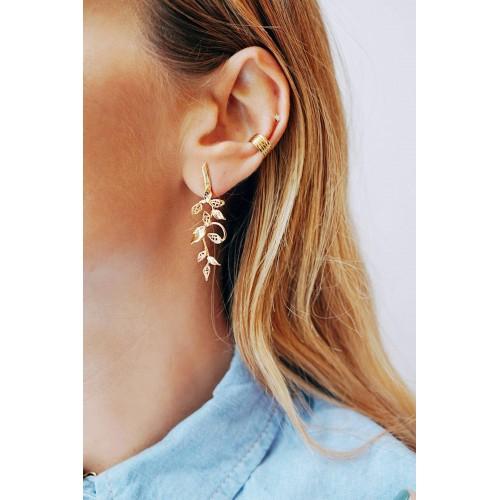 Boucles d'oreilles Flora