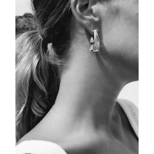 Boucles d'oreilles Ana