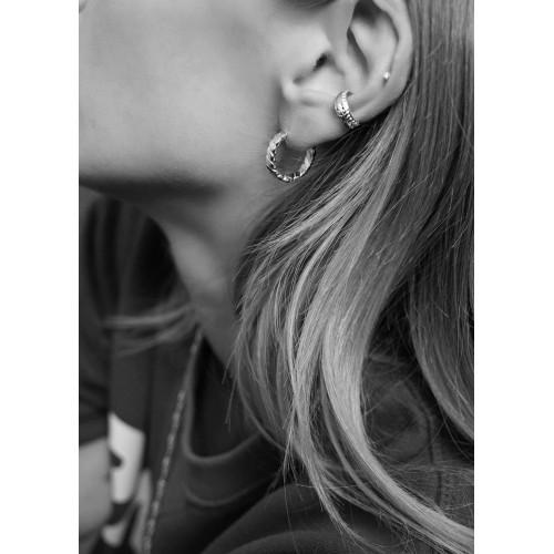 Boucles d'oreilles Rosaria