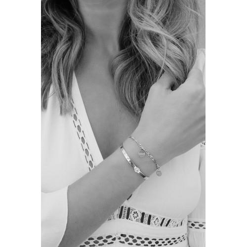 Engraving Juno bracelet